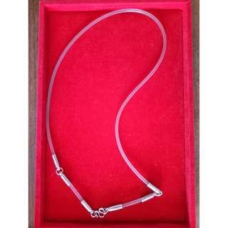 Transparent Thai Amulet Necklace (3 Hook)