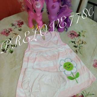#bajet20 Baby Dress
