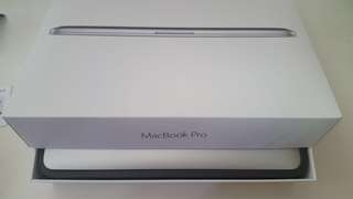 Macbook Pro 13 inch, Retina (Early 2015)