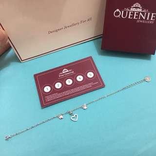 New Queenie silver bracelet