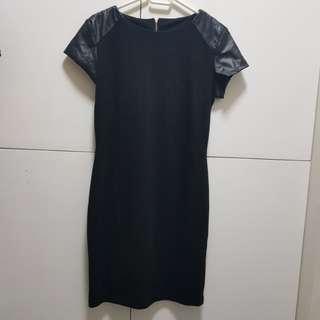 My Preloved Human Black Dress ❤