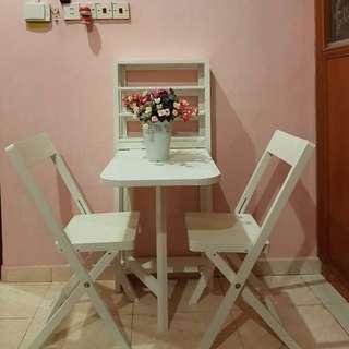 Foldable Table Set