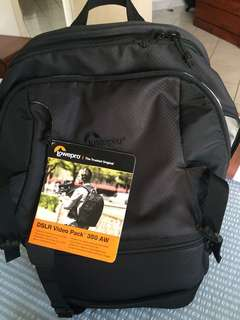 Original Lowepro 350AW DSLR Camera backpack