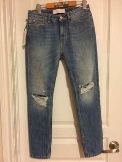 IRO boyfriend GARÇON jeans -size 25