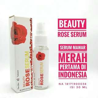 Rose serum