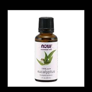 Now Food Eucalyptus Essential Oil - 30 ml