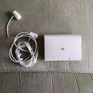 全新 LG 電話耳機