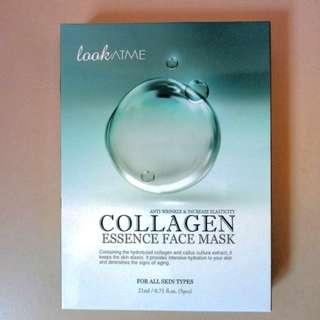 Korean Collagen face masks