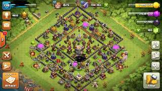 COC Townhall 11