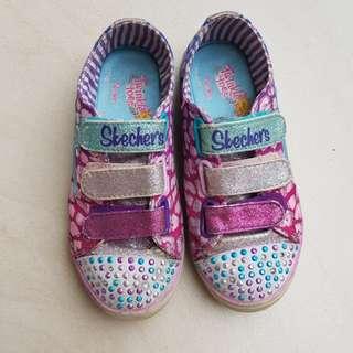 Skechers light up sneakers