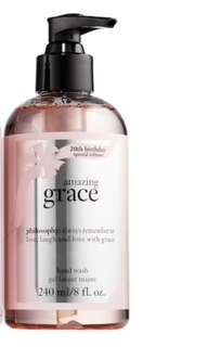 Philosophy Amazing Grace 20th Birthday hand wash