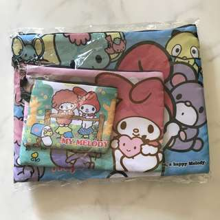 My Melody - 3 in 1 Pouches
