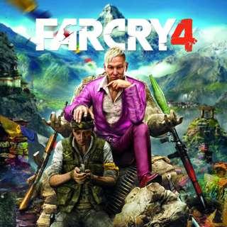 PS4 Games - Farcry 4, 2k16, BF Hardline, Deus Ex Mankind Divided, Destiny
