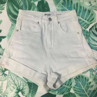 Light High Waisted Shorts