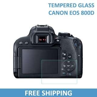 Canon 800D Tempered Glass Screen Protector