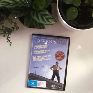 A Serious Man DVD