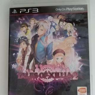 PS3 Tales of Xillia 2
