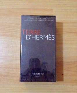 Terre d'Hermes 100ml SEALED with Tag