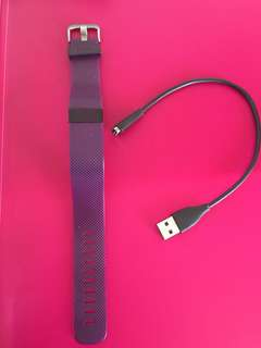 Fitbit HR CHARGE w Charger