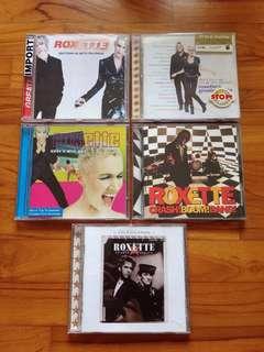 Roxette CDs