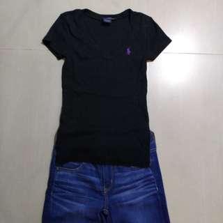 美國名牌RL polo 绵質上衫