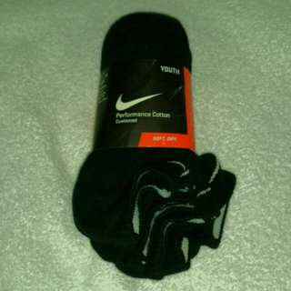 NIKE Performance Cotton Cushioned 3S