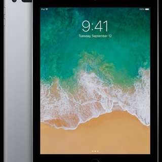 IPad 9.7 inch WiFi + Cellular 128gb space grey