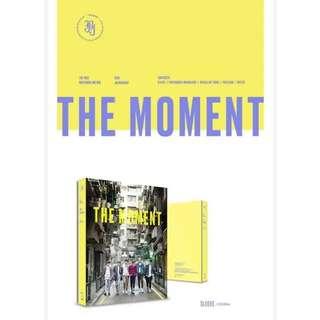 [PRE ORDER] JBJ - 1st PHOTOBOOK 《THE MOMENT》