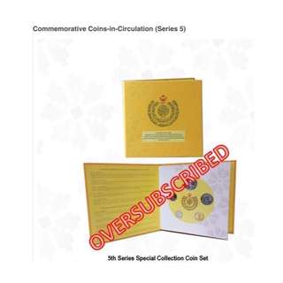 Coin - 5th Series Special Collection Coin Set