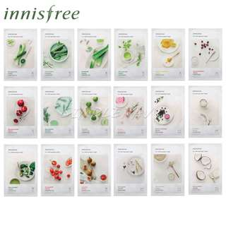 Innisfree New Sheet Mask