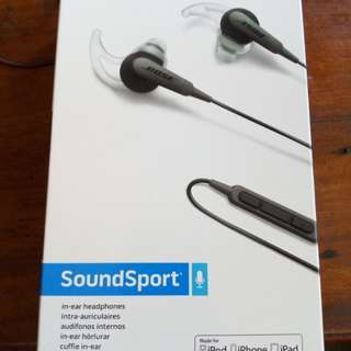 Bose SoundsSport In-ear headphones (Original)