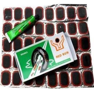 Rema Tip Top Bike Repair Kit Rubber Solution