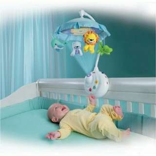 Fisher-Price Precious Planet 2-in-1 Projection Mobile (0+ Months)