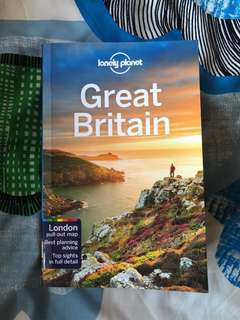 Lonely Planet Great Britain (May 2017 Ed)