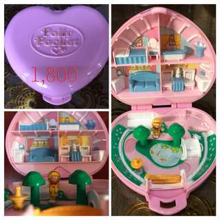 1989 vintage polly pocket