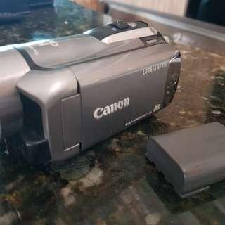 Canon legria HFR16 camcorder 1080p