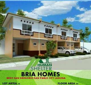 2Bedroom House and Lot in San Pablo City