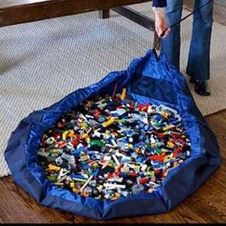 Portable Toy Storage Bag