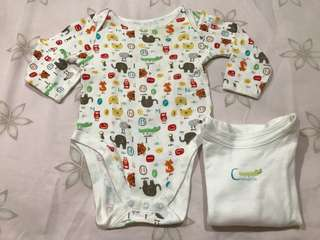 Mothercare - Take All Long Sleeves Sleepsuit
