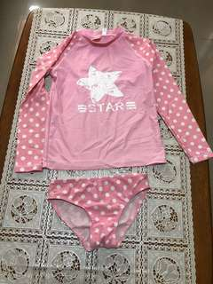 Rashguard Set for kids