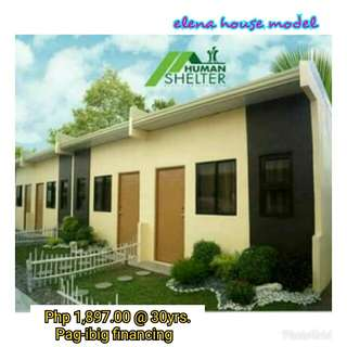 1Bedroom House and Lot in San Pablo City Laguna