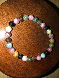 Colour Tourmaline Bracelet
