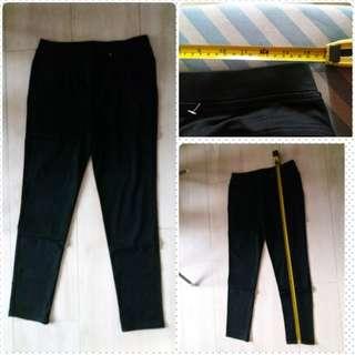 Super elastic black pants 超级彈性褲