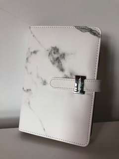 Marble A5 Planner
