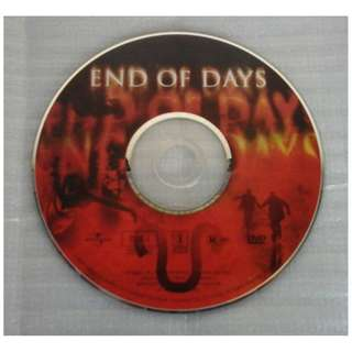 End Of Days DVD Original