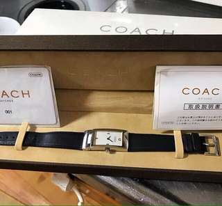 Sale Authentic COACH Lady Watch japan