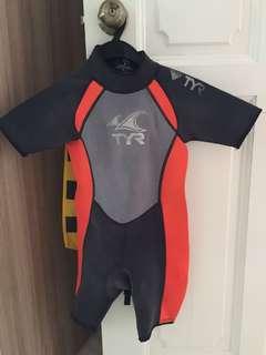 Thermal Swim Wear TYR size 8