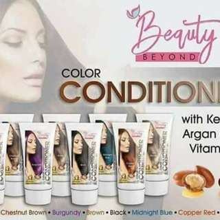 Beauty beyond color conditioner (Hair color