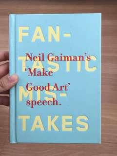 Neil Gaiman - Make Good Art (speech)