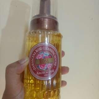 🚚 Arwin雅聞 香氛密碼 大馬士革玫瑰氨基酸淨白洗卸二用慕絲